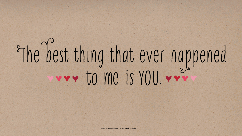Happened to me the best ever thing quotes that 9 Best
