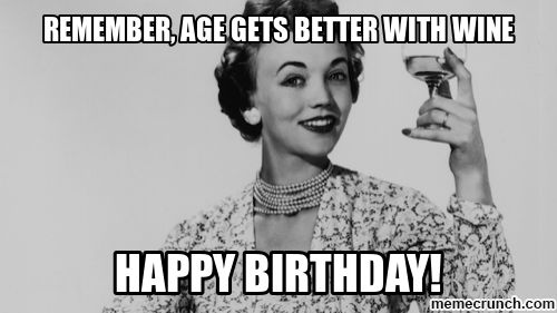 Birthday Memes For Women Funny Image Photo Joke 03