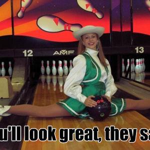 Bowling Meme Funny Image Photo Joke 03