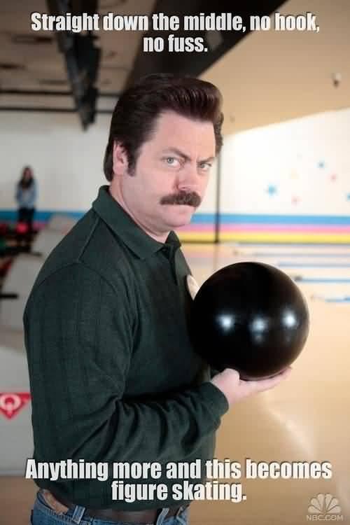 Bowling Meme Funny Image Photo Joke 06