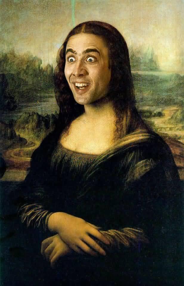 Cage Meme Funny Image Photo Joke 05