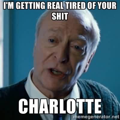 Charlotte Meme Funny Image Photo Joke 06