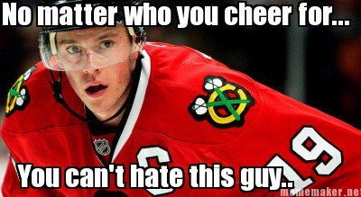 Chicago Blackhawks Memes Funny Image Photo Joke 01