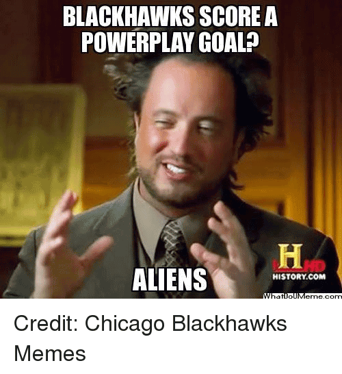 Chicago Blackhawks Memes Funny Image Photo Joke 03