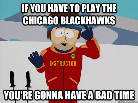 Chicago Blackhawks Memes Funny Image Photo Joke 05