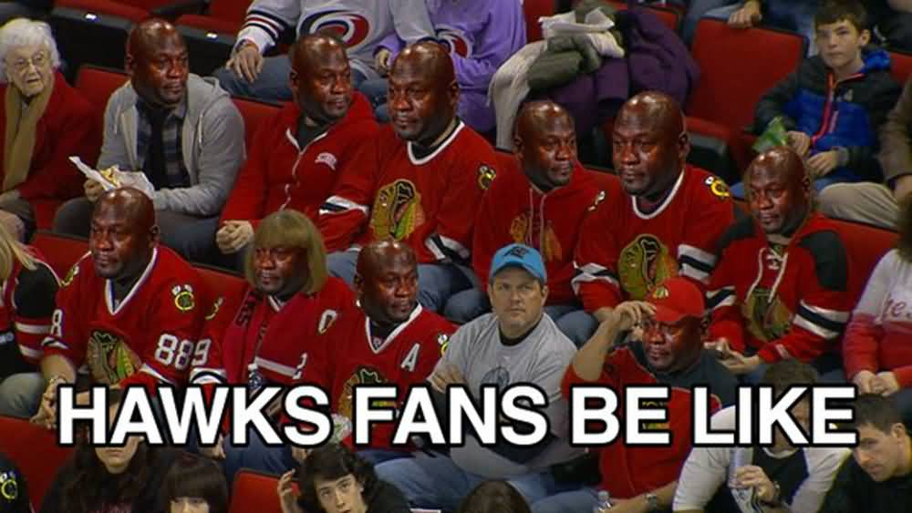 Chicago Blackhawks Memes Funny Image Photo Joke 14