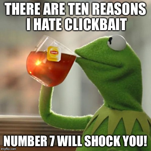 Clickbait Meme Funny Image Photo Joke 01