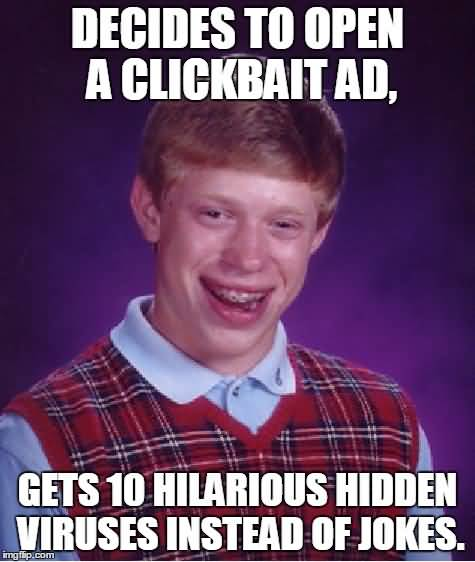 Clickbait Meme Funny Image Photo Joke 15