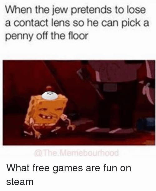 Contact Lenses Meme Funny Image Photo Joke 11