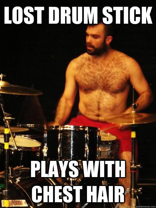 Drummer Meme Funny Image Joke 11