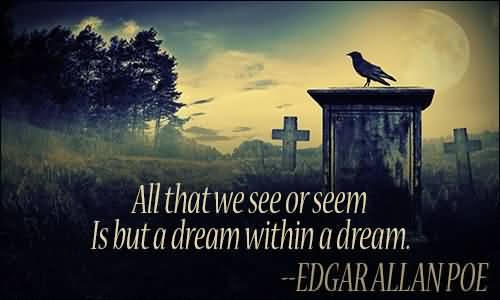 Edgar Allen Poe Quotes Meme Image 03