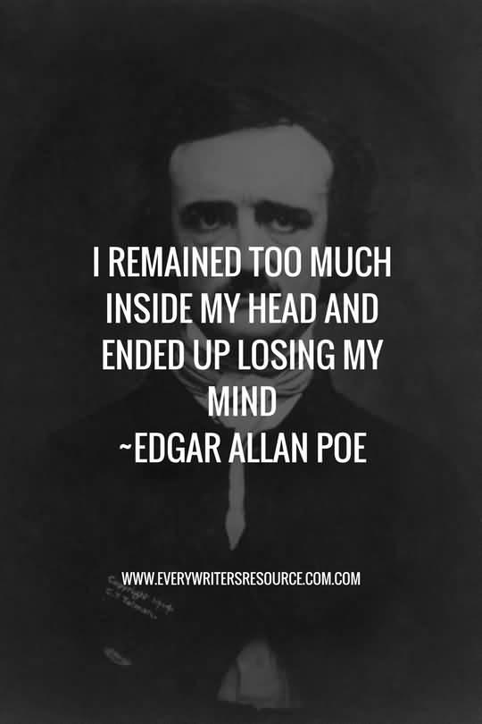 Edgar Allen Poe Quotes Meme Image 04