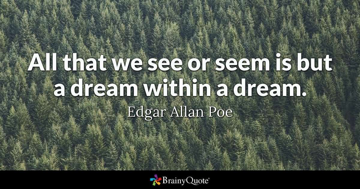 Edgar Allen Poe Quotes Meme Image 06
