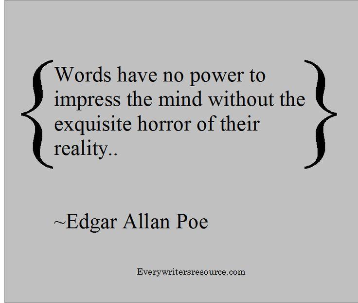 Edgar Allen Poe Quotes Meme Image 17