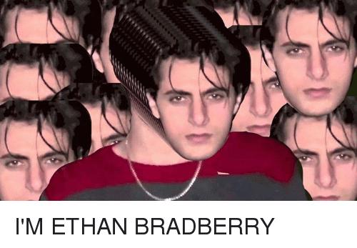 Ethan Bradberry Meme Funny Image Photo Joke 05