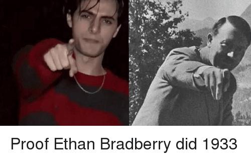 Ethan Bradberry Meme Funny Image Photo Joke 09
