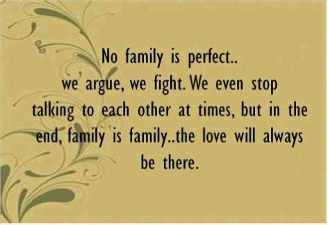 Family Fighting Quotes Meme Image 09