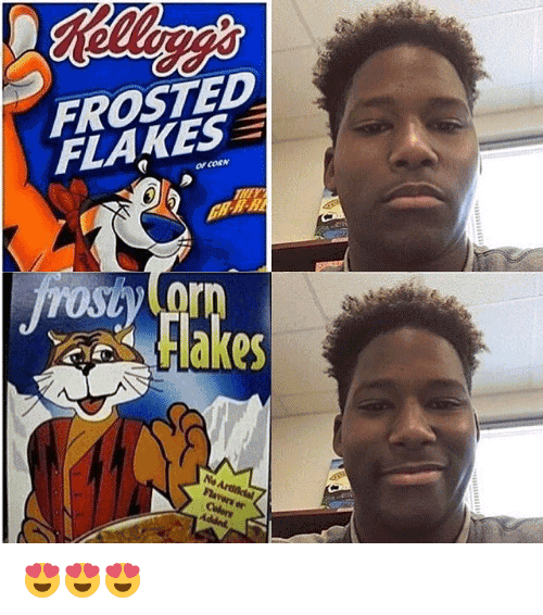 Frosted Flakes Meme Funny Image Photo Joke 08