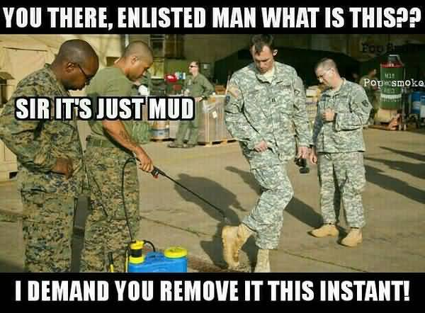 Funniest best funny army officer meme jokes