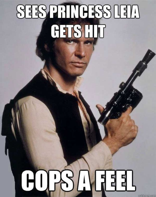 Funniest star wars Heavenly memes picture