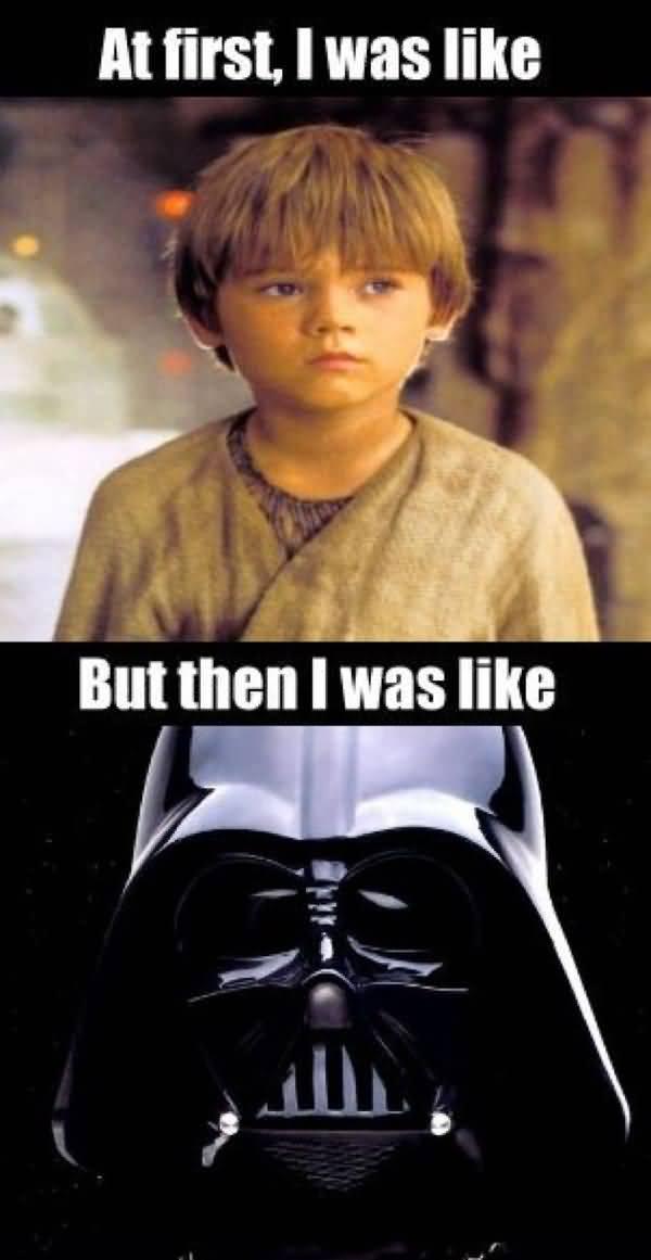 Funniest star wars fine memes photo