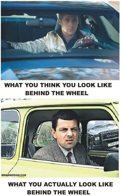Funny Driving Meme Image Photo Joke 05