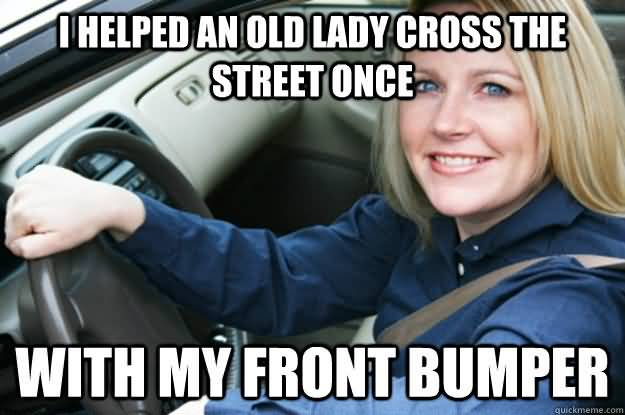 Funny Driving Meme Image Photo Joke 12