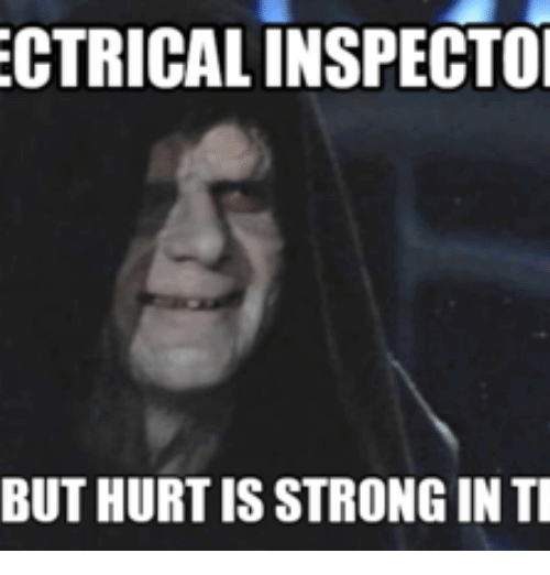 Funny Electrician Meme Funny Image Photo Joke 06
