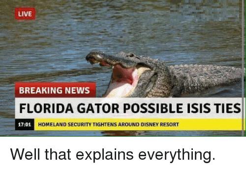 Funny Florida Meme Funny Image Photo Joke 02