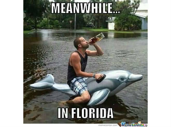 Funny Florida Meme Funny Image Photo Joke 05