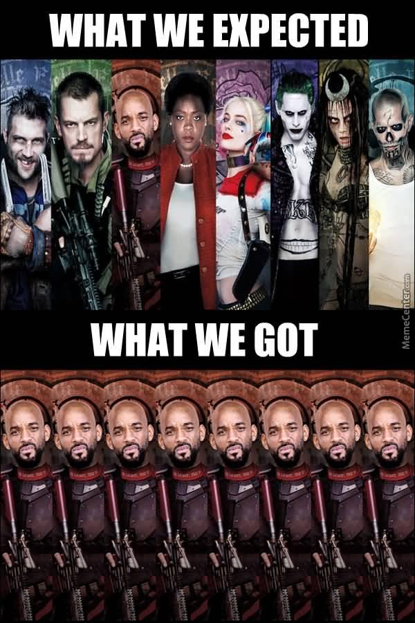 Funny Suicide Squad Meme Funny Image Photo Joke 03