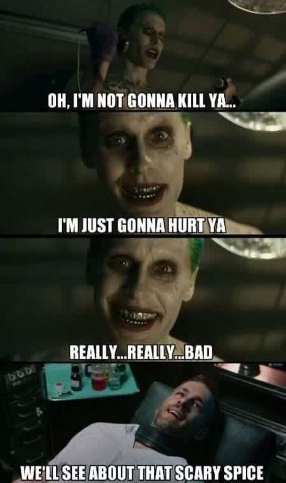Funny Suicide Squad Memes Funny Image Photo Joke 12