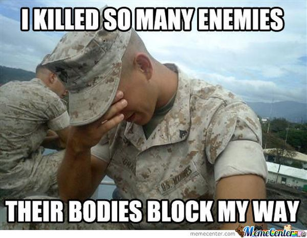 Funny amazing funny soldier memes picture