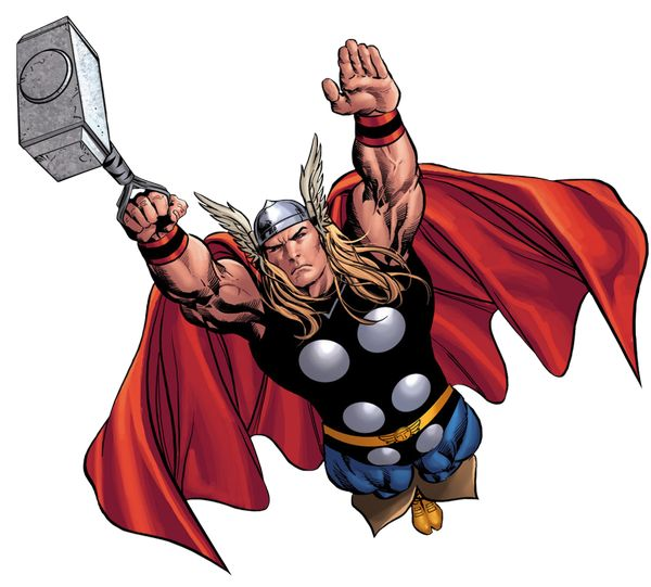 Funny amazing thor cartoon pictures joke