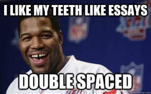 Gap Tooth Meme Funny Image Photo Joke 05