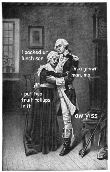 George Washington Memes Funny Image Photo Joke 03