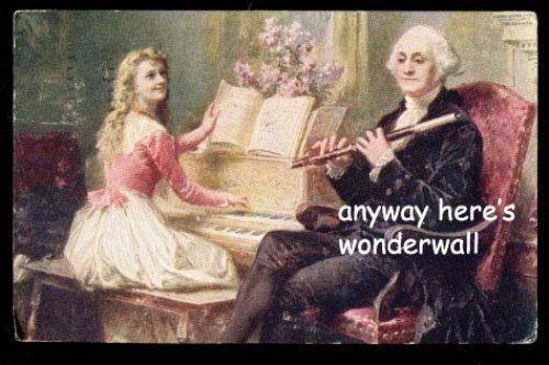 George Washington Memes Funny Image Photo Joke 13