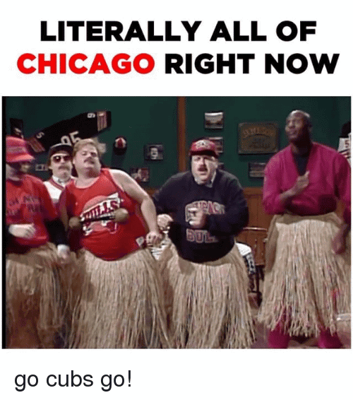 Go Cubs Go Meme Image Photo Joke 10