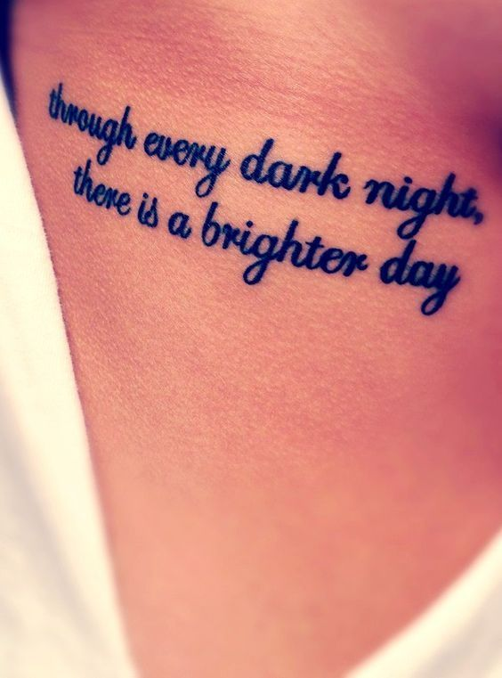 Good Quotes For Tattoos Meme Image 01