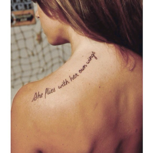 Good Quotes For Tattoos Meme Image 05