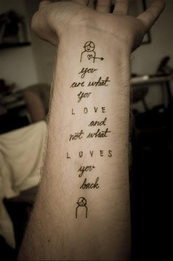 Good Quotes For Tattoos Meme Image 13