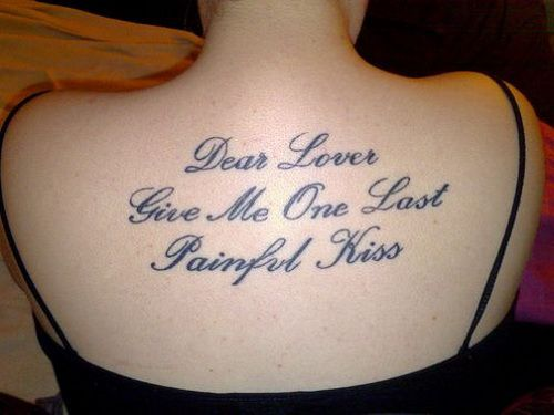Good Quotes For Tattoos Meme Image 17