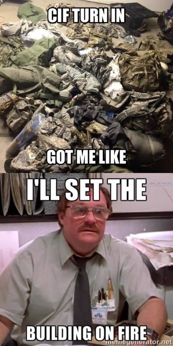Hilarious common funny military branches meme photo