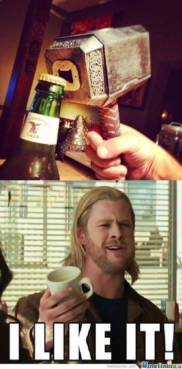 Hilarious common funny thor memes picture