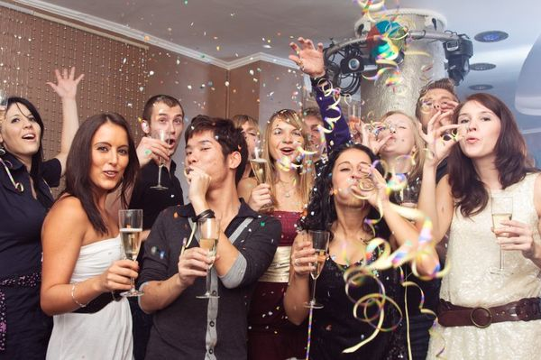 Hilarious office party photos meme