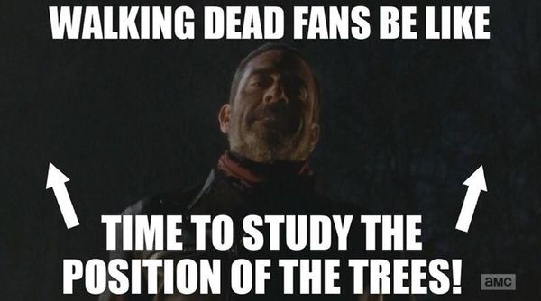 Hilarious walking dead fans be like jokes