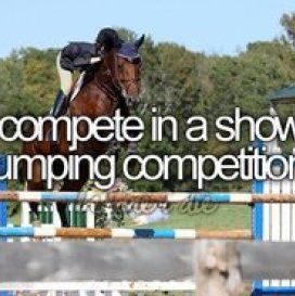 Horse Jumping Quotes Meme Image 17 | QuotesBae