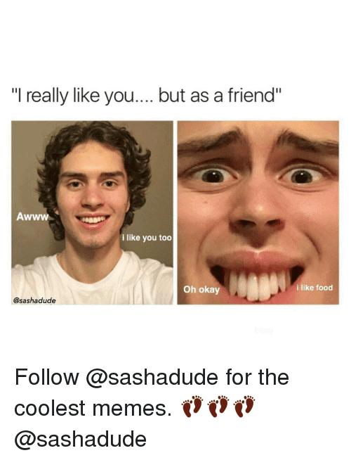 I Really Like You Meme Image Photo Joke 10