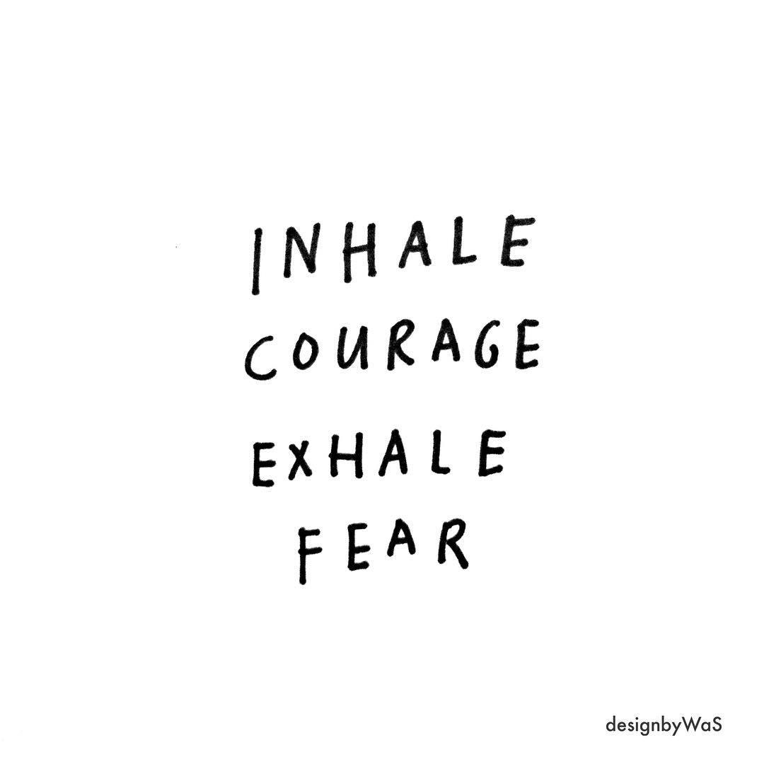 Inhale Exhale Quotes Meme Image 03