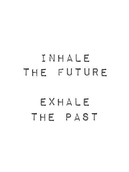 Inhale Exhale Quotes Meme Image 19